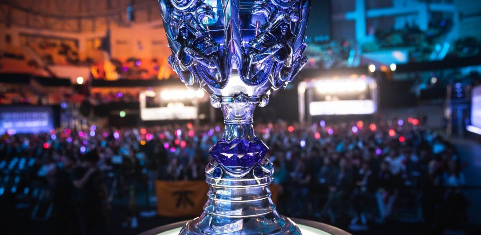 League of Legends: Worlds 2019